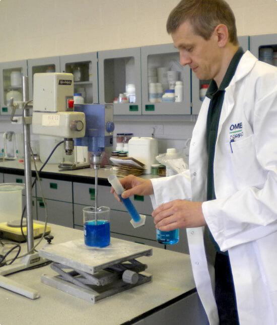 cientista omex